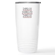 Impeach Blagojevich Travel Mug