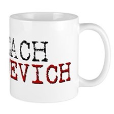 Impeach Blagojevich Mug