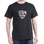 Quantico Police Dark T-Shirt