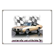 GTO Muscle Banner