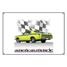 Duster Muscle Banner