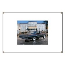 Dodge Coronet R/T Banner