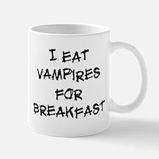 I eat vampires Mug