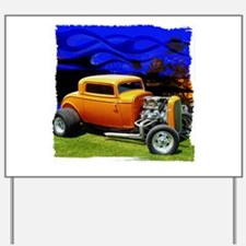 '32 Coupe Yard Sign