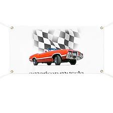 442 Ragtop Muscle Banner