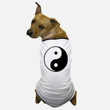 Yin Yang Symbol Dog T-Shirt