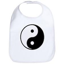 Yin Yang Symbol Bib