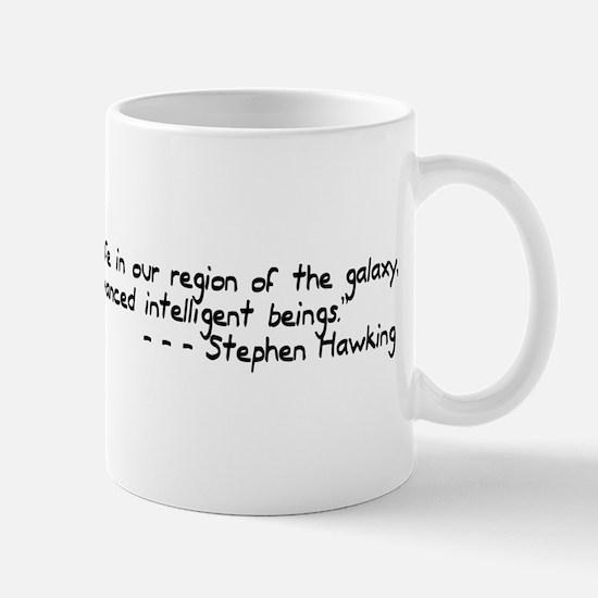Stephen Hawking Quote Mug