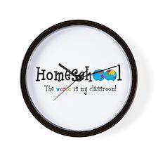 Homeschool Classroom Clock