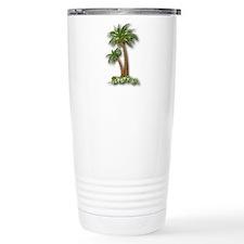 Twin palms Travel Mug