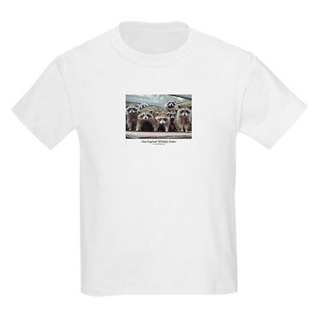 Kids Raccoon T-Shirt