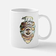 Deputy Marshal Mug