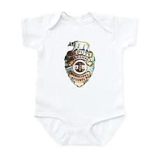 Deputy Marshal Infant Bodysuit