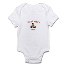 GG'S BOY Infant Bodysuit