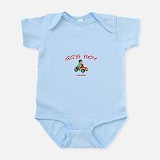 GG'S BOY Infant Bodysuit