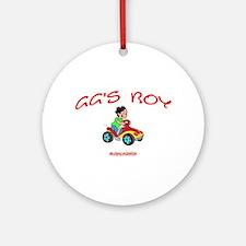 GG'S BOY Ornament (Round)