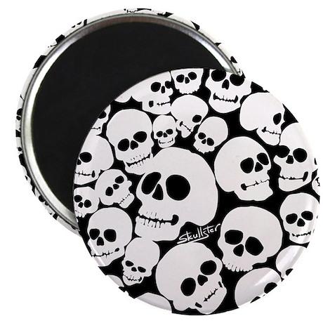 Pile of Skulls Magnet
