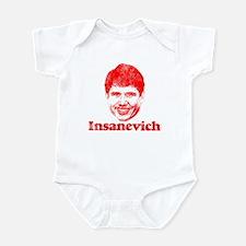 INSANEVICH Infant Bodysuit