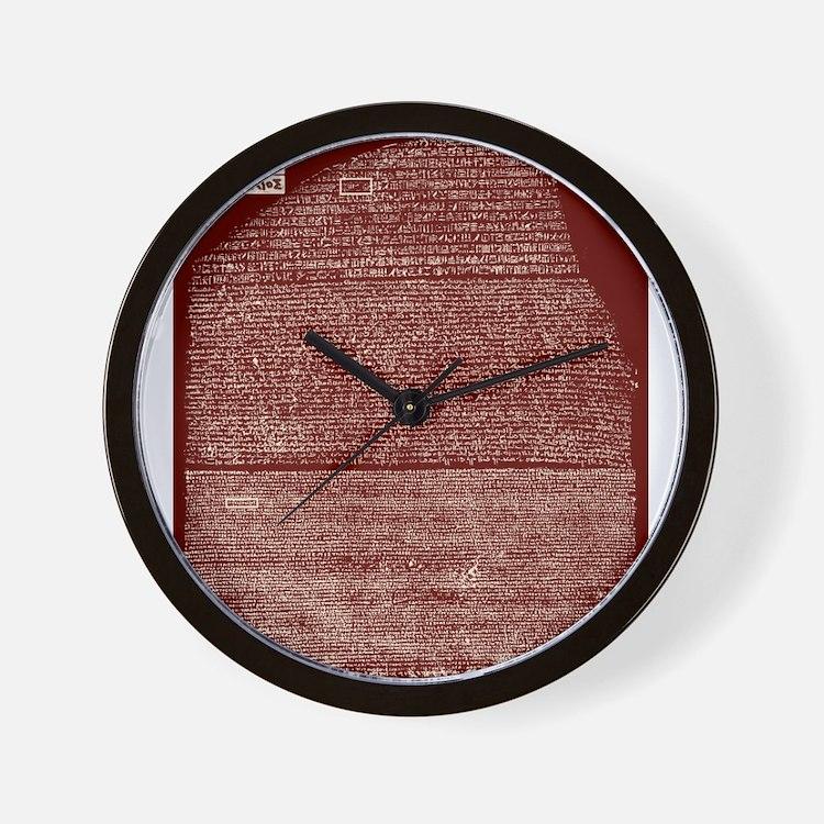 Cute Rosetta Wall Clock