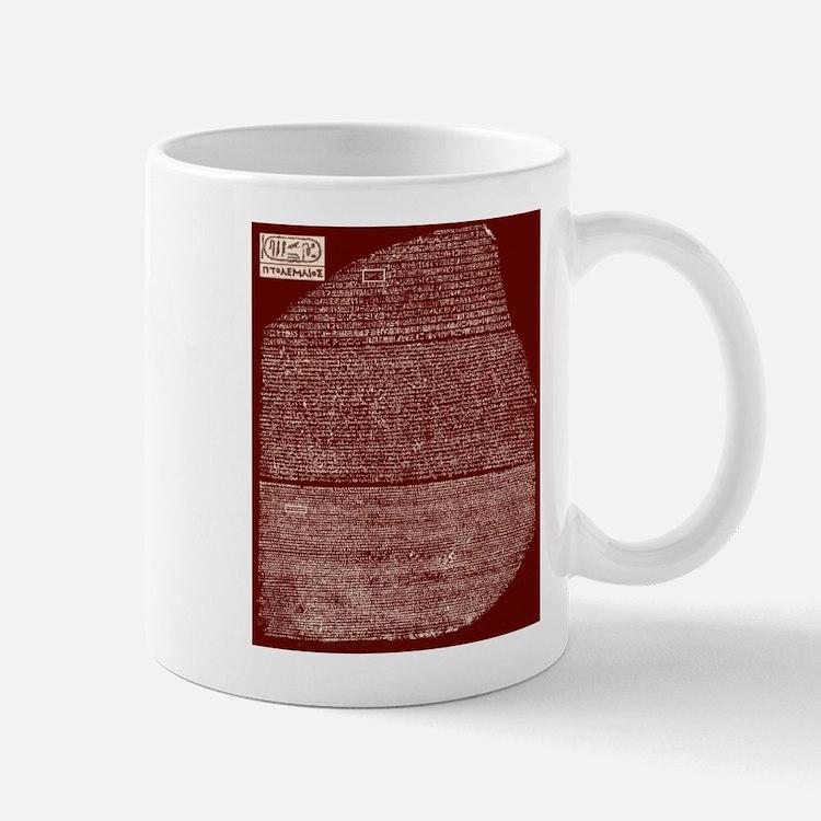 Cute Rosetta stone Mug