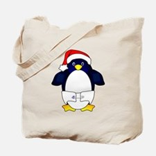 Penguin Baby Tote Bag
