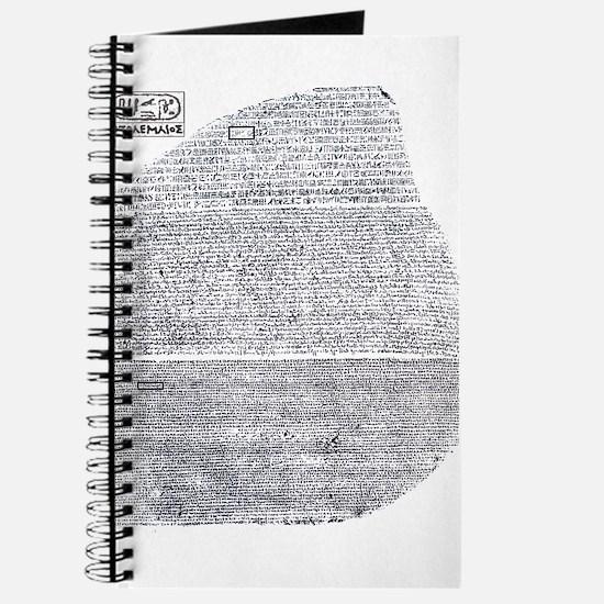 Unique Egyptian cat Journal