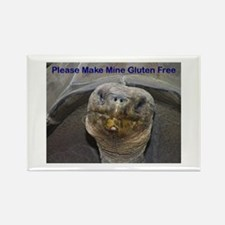 Please Make Mine Gluten Free Rectangle Magnet