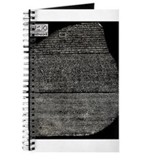 Cute Rosetta stone Journal