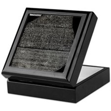 Cool Rosetta stone Keepsake Box