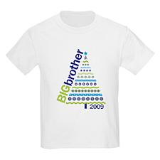 big brother christmas shirt T-Shirt