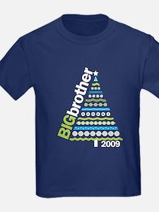 big brother christmas shirt T