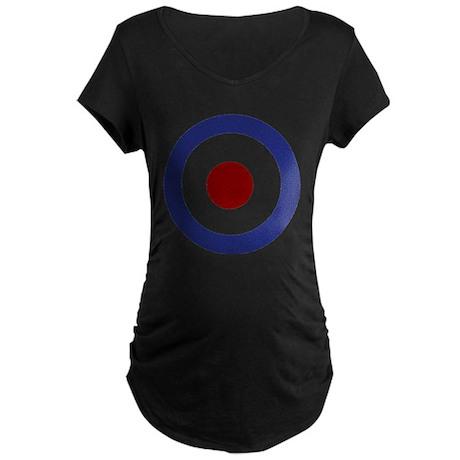 Tank Girl Target Maternity Dark T-Shirt