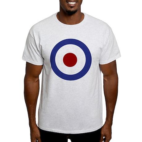Tank Girl Target Light T-Shirt