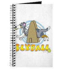 Merle Sheltie Flyball Journal