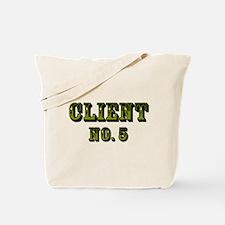Client No. 5 Tote Bag