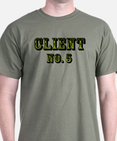 Client No. 5 T-Shirt