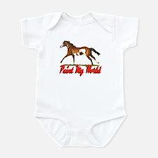 Paint My World 3 Infant Bodysuit