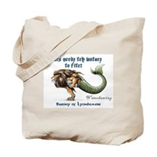 Waterbearing Tote Bag