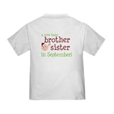 brother or sister christmas shirt T
