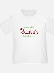 brother or sister christmas shirt T