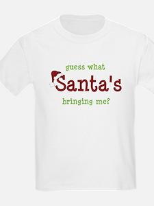 brother or sister christmas shirt T-Shirt