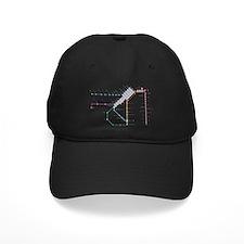 SF MUNI Map Baseball Hat
