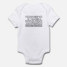 Twins - Twin Wars Infant Bodysuit