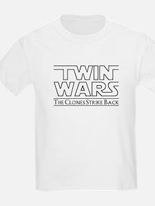 Twins - Twin Wars T-Shirt