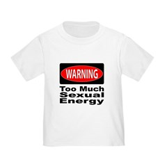 Sexual Energy (Front) T