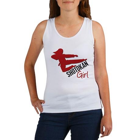 Shotokan Girl Women's Tank Top