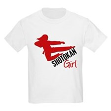 Shotokan Girl T-Shirt
