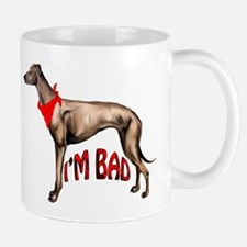 Greyhound bad Mug