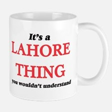 It's a Lahore Pakistan thing, you wouldn& Mugs
