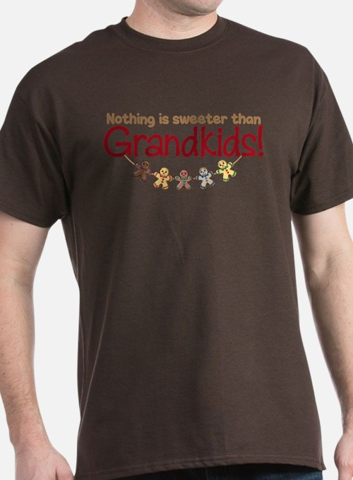 NOTHING IS SWEETER THAN GRANDKIDS T-Shirt